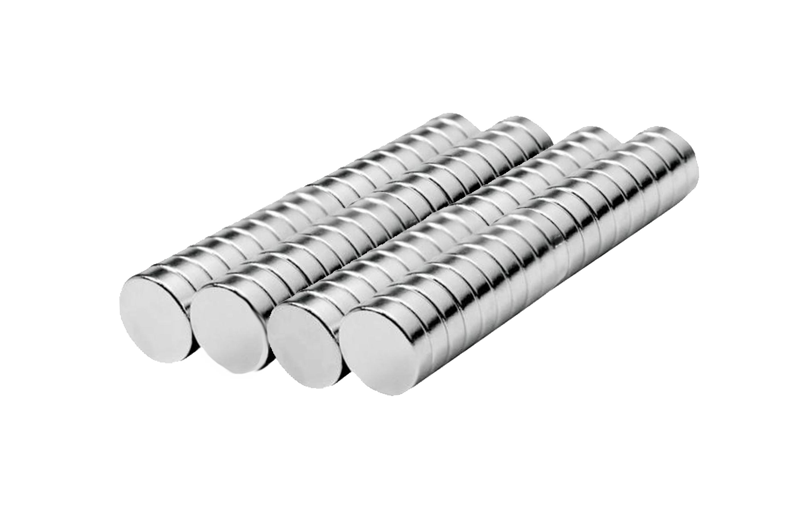 Неодимовый магнит D5 * 1 мм